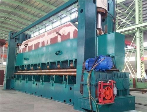 天津机械式非对称卷板机 南通威力数控机床供应