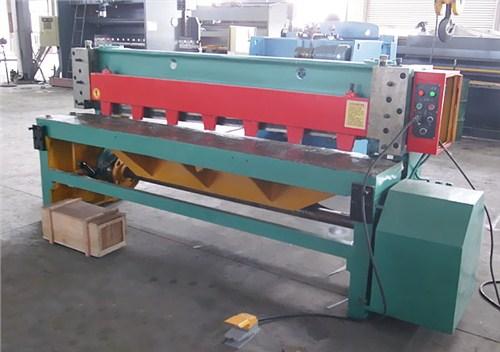内蒙古QC12Y剪板机