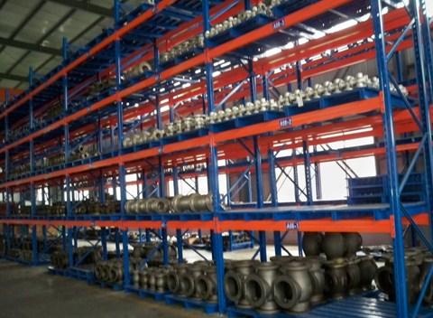 重型货架厂「宁波钧锐工业设备供应」