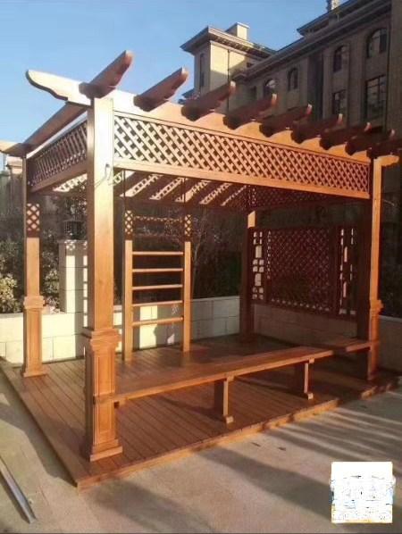 镇海区防腐木工程上门服务,防腐木工程