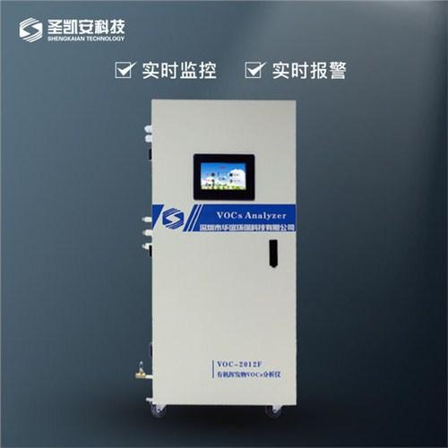 提供深圳深圳可燃性气体检测报警仪行情 圣凯安供