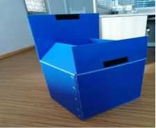 合肥折叠箱厂 南京汇浦塑料中空板供应