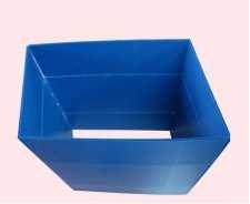 合肥折叠箱厂家直供 南京汇浦塑料中空板供应