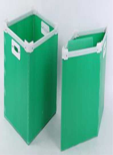 合肥折叠箱多少钱 南京汇浦塑料中空板供应