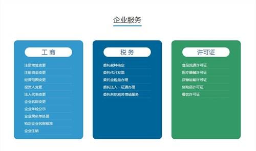 宁夏劳务公司注册 贴心服务 宁夏领航财税服务供应