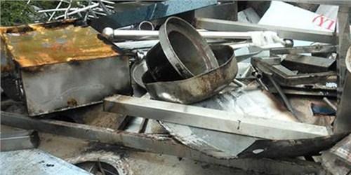 淅川废旧锅炉回收多少钱 南阳皓金废旧物资回收供应
