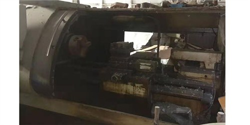 内乡报废机床回收多少钱 南阳皓金废旧物资回收供应