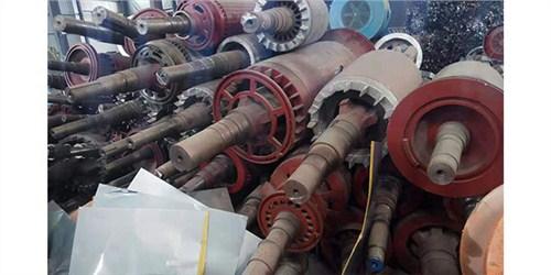 邓州报废电机回收多少钱 南阳皓金废旧物资回收供应