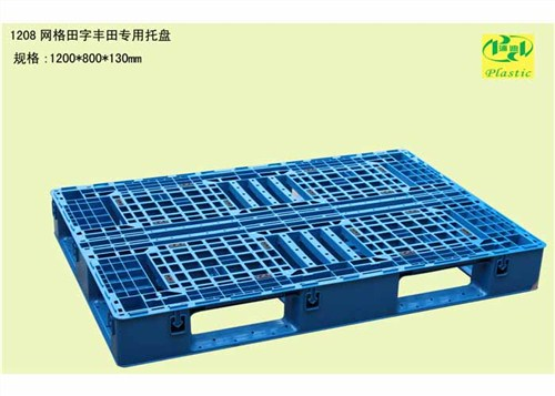 甘肃单面塑料托盘制造 诚信服务 上海浦迪塑业供应