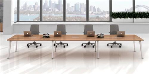 专业办公会议桌厂家定做哪家好  上海专业会议桌厂家直销   品泰供