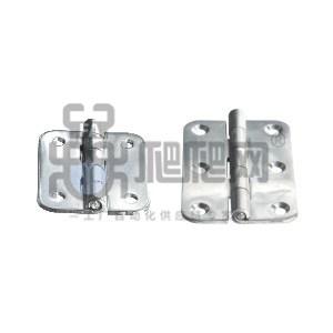 不銹鋼碟形鉸鏈 限位型圓孔鉸鏈 合頁HFG21 爬爬網供