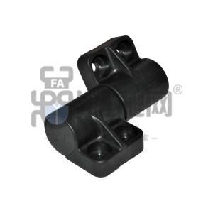 樹脂型內裝門鉸鏈 沉孔安裝 阻尼碟形鉸鏈生產廠家