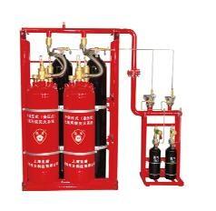海盾消防安全供金盾管网式七氟丙烷灭火系统价格
