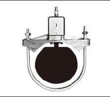 代理金盾ZSJZ 80马鞍式水流指示器特价