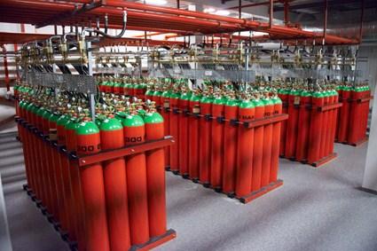 FM,CCC海固德(Hygood)HFC一227ea灭火装置