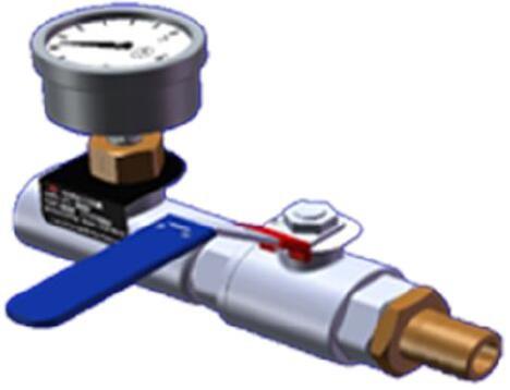 金盾ZSPM-160/1.2末端试水装置