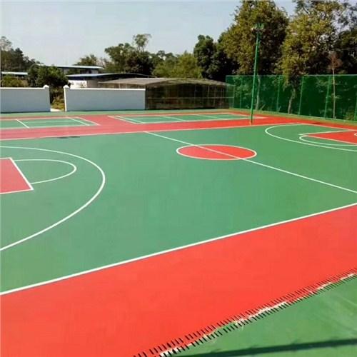 广州专业体育场地坪,体育场地坪