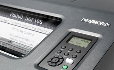 上海原装行式打印机全国发货 诚信服务 上海普印力商贸供应