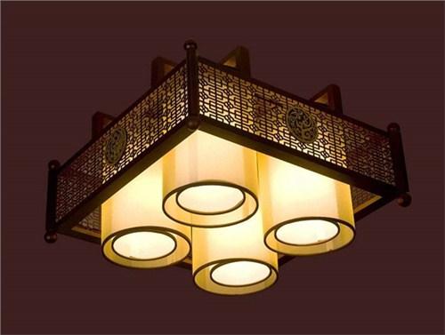 青岛新中式灯