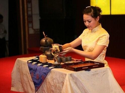 昌邑小型茶艺演出,茶艺表演