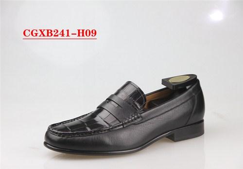 高端皮鞋定制_国内手工定制皮鞋品牌_柏高米蘭