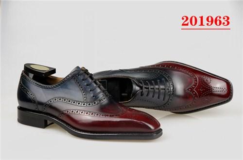 手工定制皮鞋_意大利皮鞋定制品牌_柏高米蘭