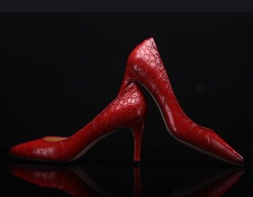 女士皮鞋定制_国际皮鞋定制品牌_柏高米蘭