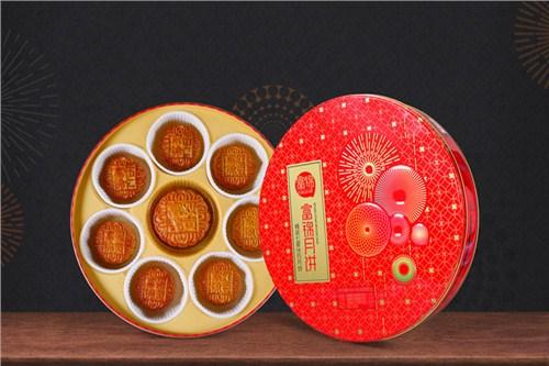 茂名原装富锦月饼要多少钱「深圳富锦食品工业供应」