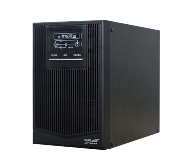 科华YTR1101在线式UPS不间断电源-电脑服务器监控备用电源-齐兴百年供