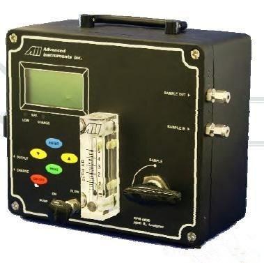 南京美国AII便携式微量氧气分析仪的特点 口碑推荐 嵘沣供应