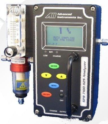 南京智能美国AII便携式微量氧气分析仪 信誉保证 嵘沣供应