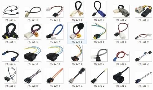 苏州电子线束线束定制厂家 欢迎来电 锐诚达供