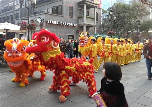 嘉定区舞狮舞龙服务介绍 信息推荐「上海儒慧文化交流供应」