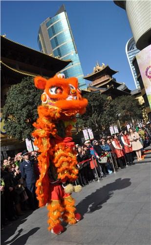 无锡舞狮舞龙报价 来电咨询「上海儒慧文化交流供应」