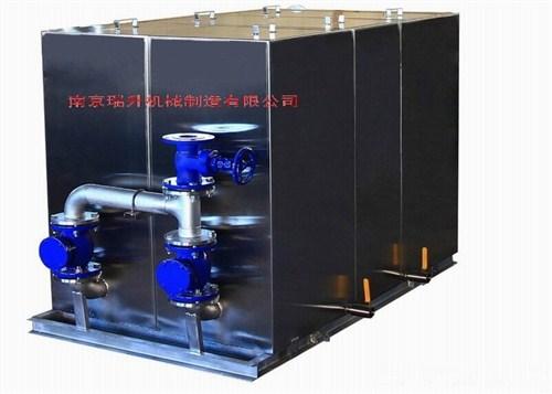 上海直銷全自動隔油設備價格,全自動隔油設備