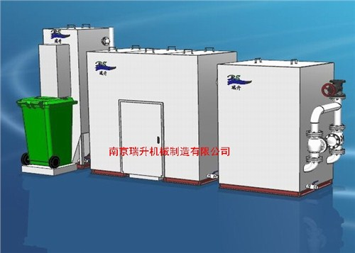 南京餐饮废水隔油设备价格,南京餐饮废水隔油设备