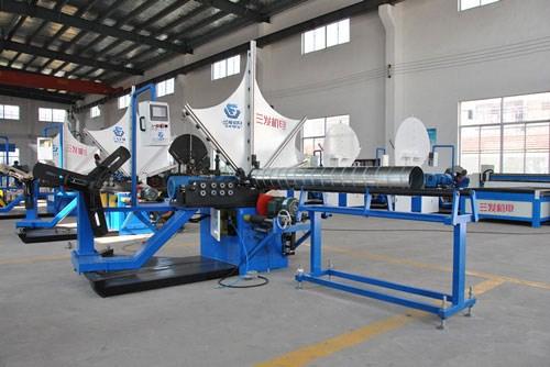天津优质螺旋风管机价格,螺旋风管机