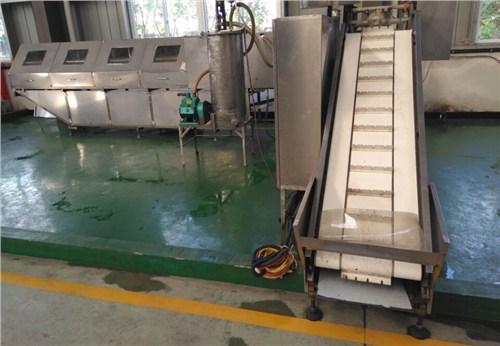 流水线杀鱼剖鱼系统价格 值得信赖 安徽三艾斯机械科技供应