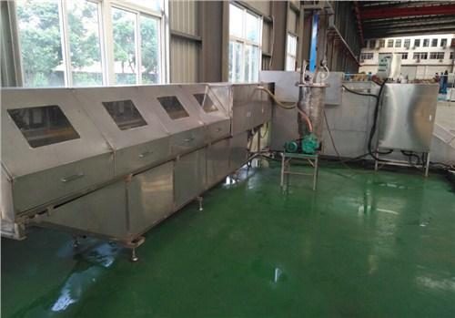 江西自动流水线杀鱼剖鱼系统制造厂家 创造辉煌 安徽三艾斯机械科技供应