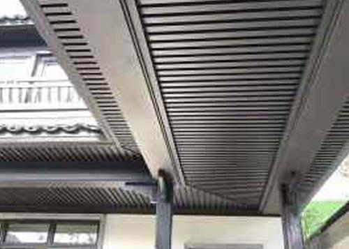 日喀则优质金属泛水板生产厂家「四川创美东恒建筑装饰工程供应」