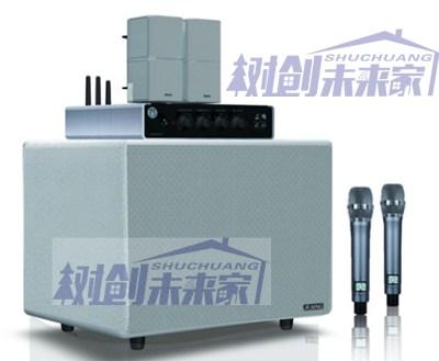 上海定制家庭KTV公司有哪家 創造輝煌 上海樹創智能科技供應