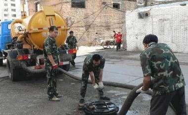 烏魯木齊市專業下水道疏通的電話 順達管道疏通供應