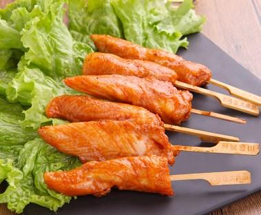 滨州麻辣烫专用川香鸡柳批发价格 值得信赖「山东恒正源肉制品供应」