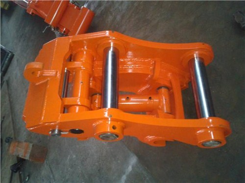 Inner Mongolia small excavator quick changer can be customized Jining Ji'an Machinery Supply
