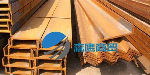 浙江高频H型钢哪里便宜 服务至上 临沂森鹰商贸供应