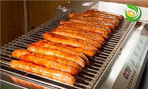 西安美食街香肠销售厂家 推荐咨询 山东绝制食品供应