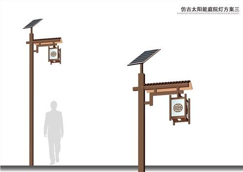 济南特色庭院灯供应,庭院灯
