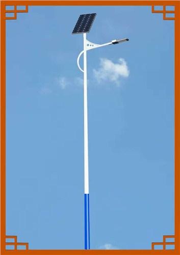 烟台通用太阳能路灯维护 山东图景照明工程供应
