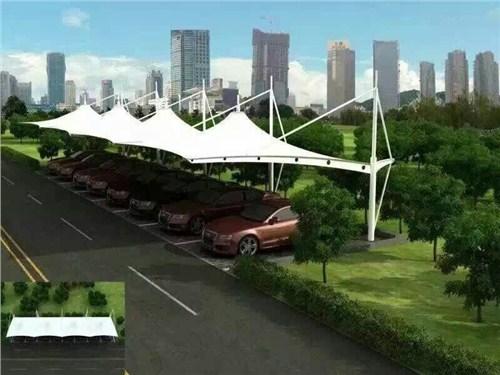 苏州专用汽车棚品质售后无忧 创新服务「上海盎进膜结构工程供应」