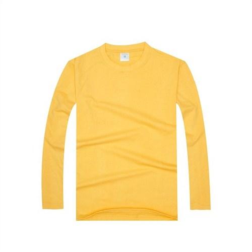 长袖文化衫哪家好,选上海展喜供,专业定制